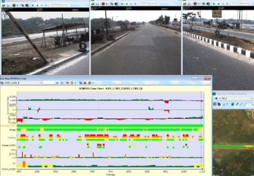 Automated Road Survey