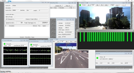 ROMDAS Data Acquisition Software